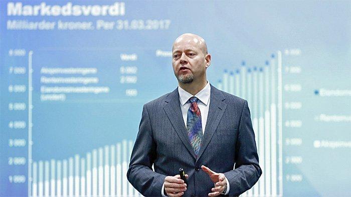Det endelige ranet av den norske oljeformuen?