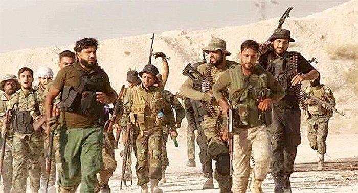 Jihadistene i Syria venter på lønna fra CIA