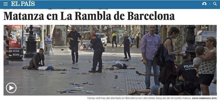 Hovedmannen bak Barcelona-terroren var informant for sikkerhetstjenesten