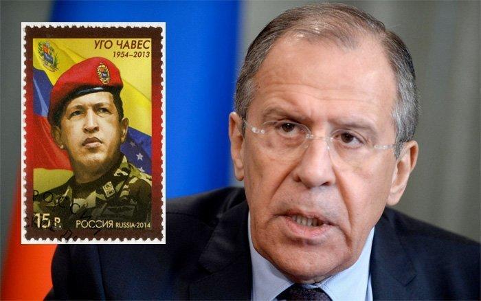 Russland og Kina tar avstand fra enhver intervensjon i Venezuela