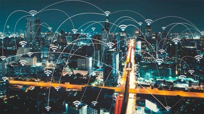 """""""5G gjør hele verden trådløs"""""""