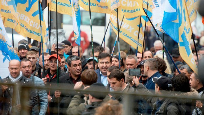 Ukraina: Maidan 2.0 under oppseiling?