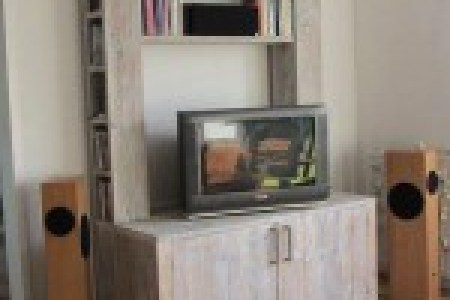 Mooihuis 2019 » steigerhout tv meubel bouwtekening | Mooihuis