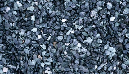 Marmor – Alpen grün Kies 10-20mm