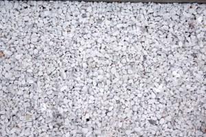 Marmor - Carrara weiß Kies 5-12mm
