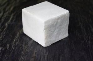 Pflastersteine Carrara-weiß-4x6cm