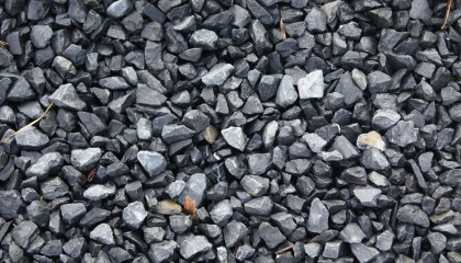 Marmor – Ebano schwarz Splitt 11-16mm