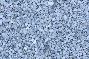 Marmor Splitt Eisblau 8-16mm