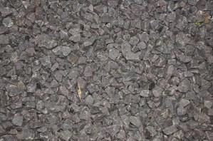 Basalt - Latitandesit schwarz - anthrazit, 16-22mm