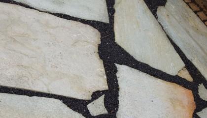 Polygonalplatten – Ocra