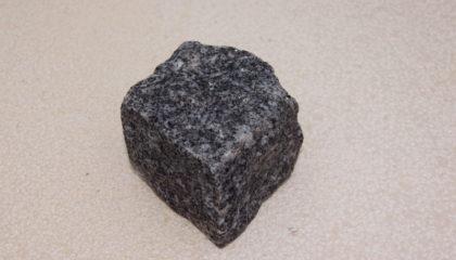 Pflastersteine – Granit grau blau 5x5cm