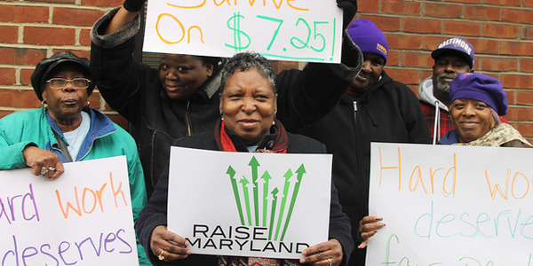 Maryland Minimum Wage bill killed in Senate