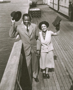 Paul and Eslanda Robeson
