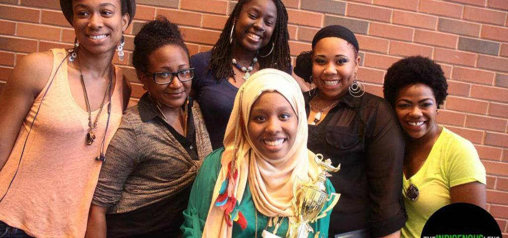 Baltimore Citywide Youth Poetry Team