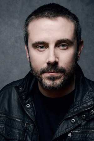 PARK CITY, UT – JANUARY 22: Writer Jeremy Scahill poses for a portrait during the 2013 Sundance Film Festival at the WireImage Portrait Studio at Village At The Lift on January 22, 2013 in Park City, Utah. (Photo by Jeff Vespa/WireImage)
