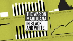 The War on Marijuana in Black and White