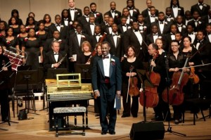 Eric Conway, Morgan State University Choir - Carmina Burana