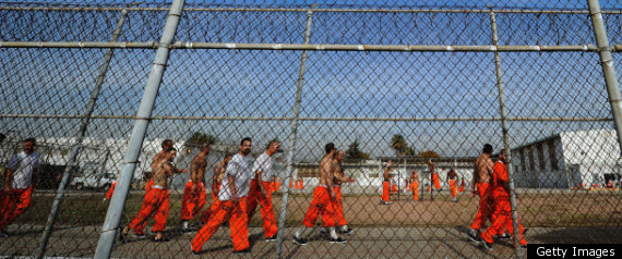 California Prison Hunger Strike