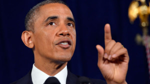 President Obama's speech on NSA surveillance