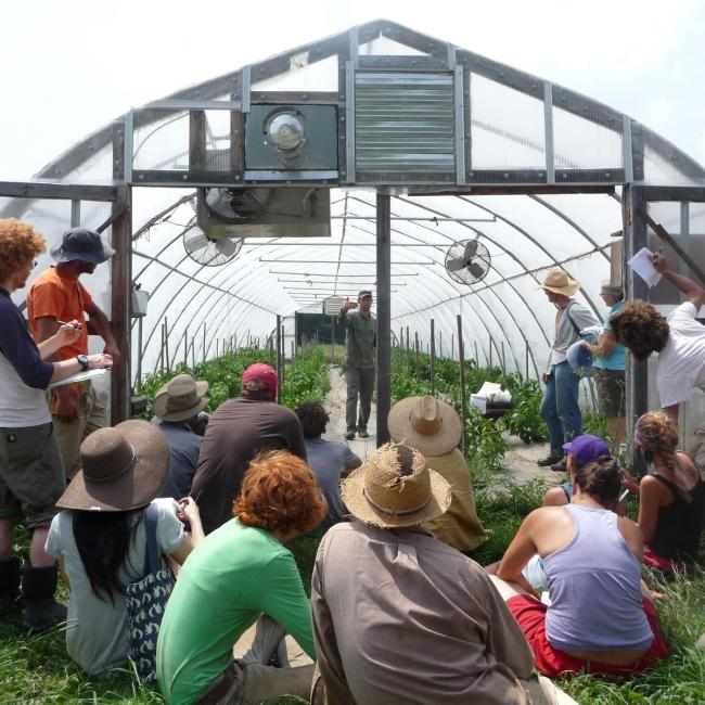 Future Harvest Beginner Farmer Training
