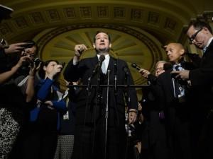 Ted Cruz, Government Shutdown