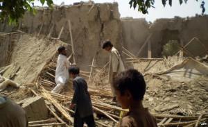 Drone strikes in Pakistan