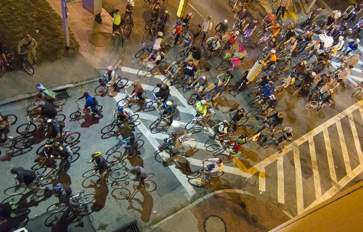 Baltimore Bike Party