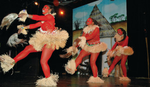 Kibibi Ajanku's Sankofa Dance Theater
