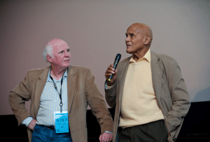 Taylor Branch and Harry Belafonte