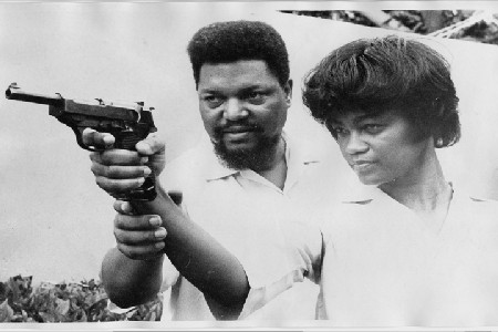 Guns in the civil rights movement