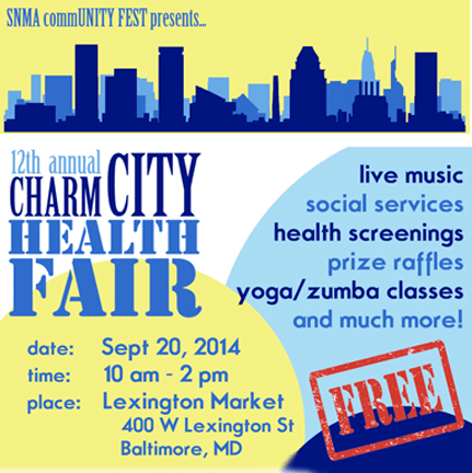 Charm City Health Fair