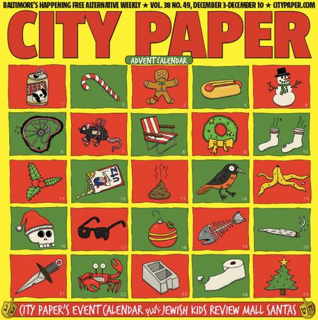 City Paper This Week