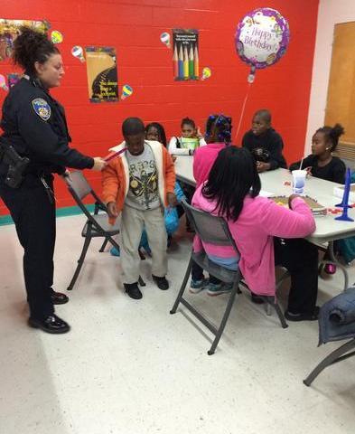 Baltimore Curfew Center