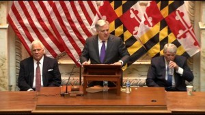 Governor Hogan Maryland State of the State