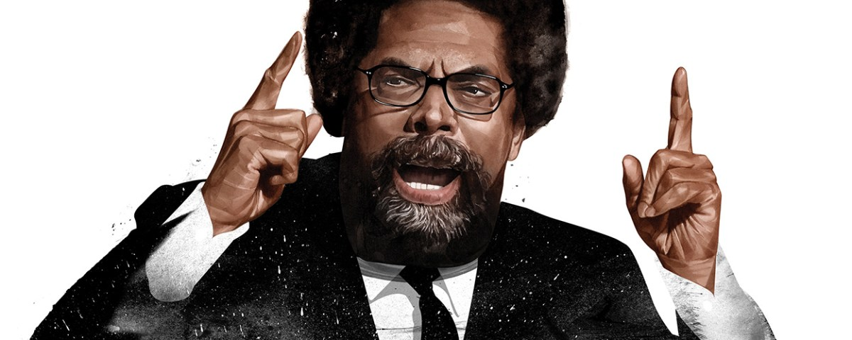 The Ghost of Cornel West