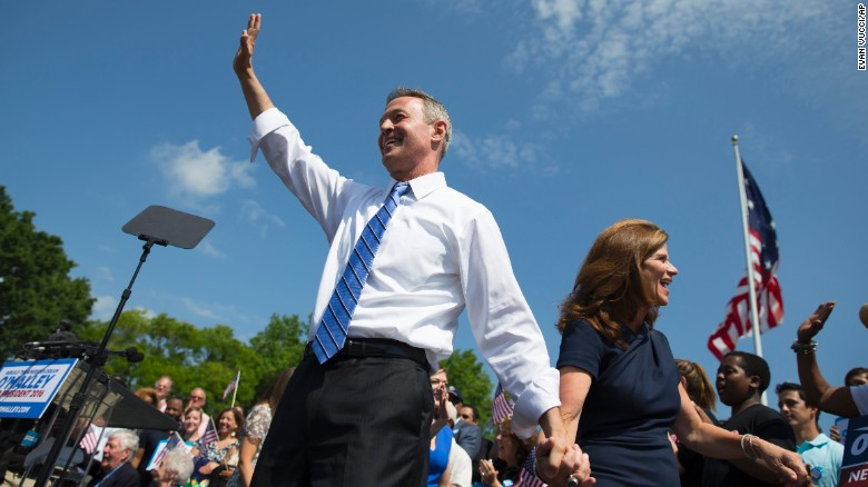 O'Malley Presidential announcement