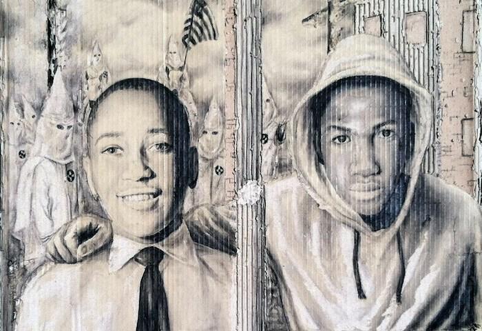 Emmet Till, Trayvon Martin