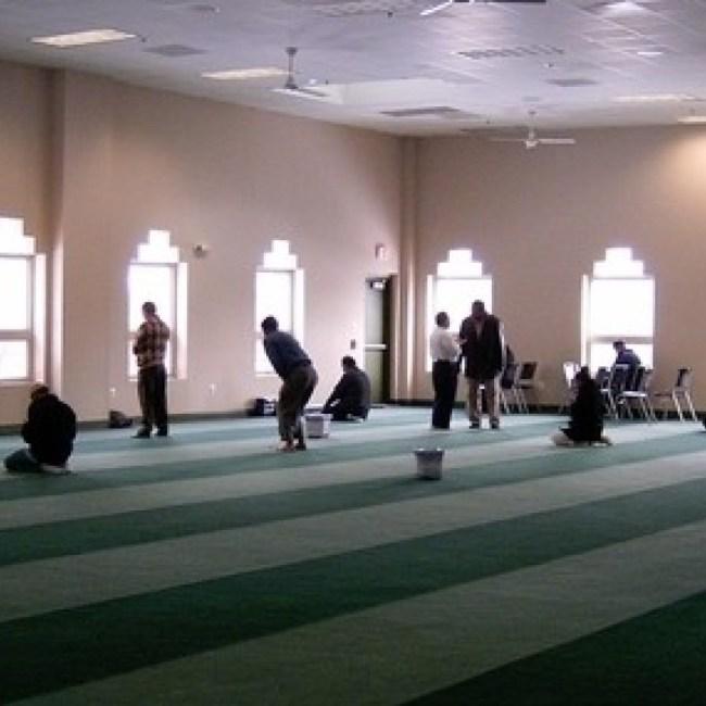 Mosque Dar Al Taqwa (Credit: Huffington Post)
