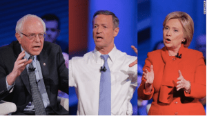 CNN town hall / Getty Images