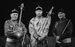 Tuvan Throat Singers (Credit: TEDxBaltimore Website)