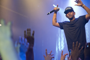 Kendrick Lamar (Credit: Flickr User - Merlijn Hoek)