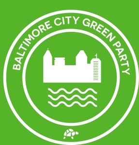 Baltimore Green Party (Credit: Baltimore Green Party Webpage)