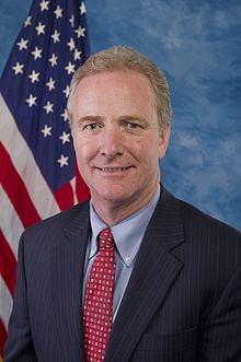 Congressman Chris Van Hollen (Credit: Wikipedia)