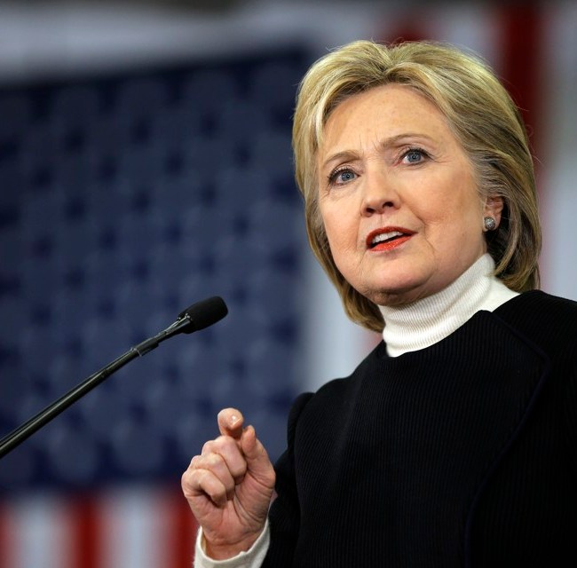 Hillary Clinton (Credit: The Atlantic)