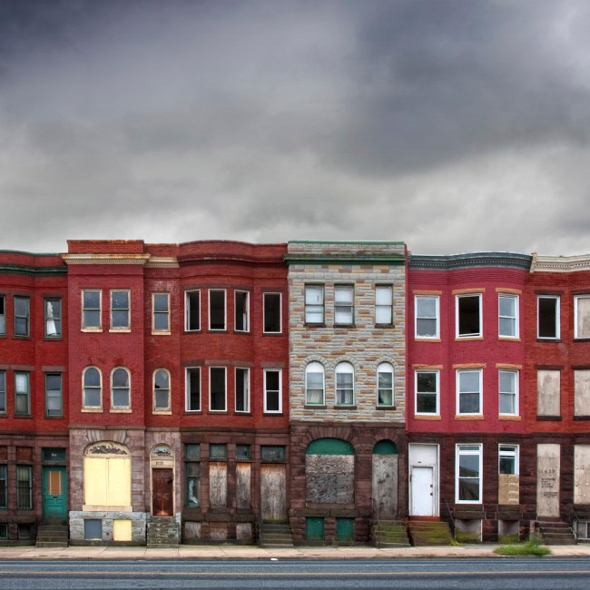 Baltimore Housing (Credit: ujreview.com)