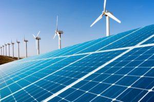 Wind & Solar Energy (Credit: Highground Energy)