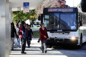 MTA Bus (Credit: Baltimore Sun)