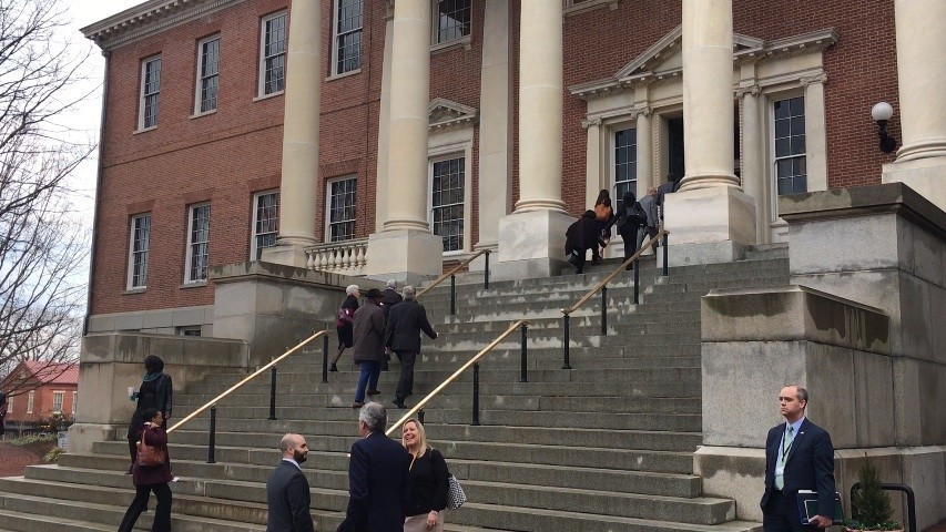 Baltimore Court (Credit: BaltimoreSun)