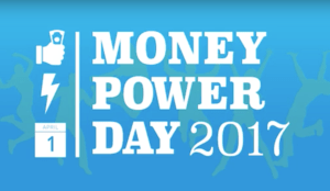Money Power Day (Credit: Campaign's Website)