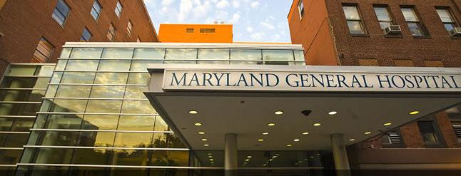 Maryland General hospital (Credit: BizJournal)